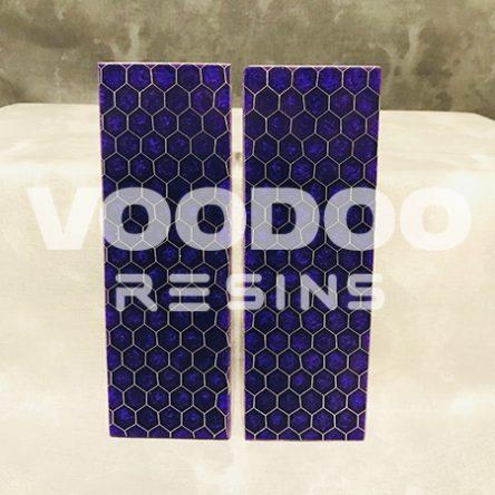 Purple Haze Scales Caged