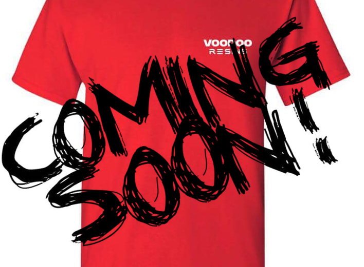 Red Voodoo Resins T-shirt